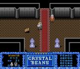 Crystal Beans From Dungeon Explorer SNES Castle