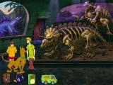 Scooby-Doo!: Case File #1 - The Glowing Bug Man Windows In the Hall of Dinosaurs