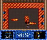Crystal Beans From Dungeon Explorer SNES Boss battle