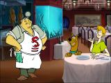 Scooby-Doo!: Case File N°2 - The Scary Stone Dragon  Windows Inside the restaurant