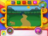 Toybox Games Collection Windows Jungle Maker is a picture making game.