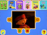 Toybox Games Collection Windows Picture box shows video clips in this small, yet adequate, window