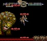 ActRaiser 2 SNES Another boss-fight