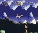 ActRaiser 2 SNES Diving