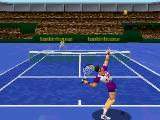 V Tennis PlayStation Serving