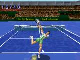 V Tennis PlayStation Missing the ball