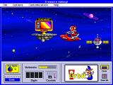 Treasure Galaxy! DOS A space trip