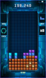 Tetris Blitz Android A pop corn finisher - it pops...