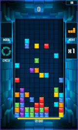 Tetris Blitz Android Unlike traditional Tetris, the board is not empty when the game starts