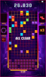 Tetris Blitz Android All cleared board - more blocks appear