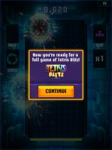 Tetris Blitz iPad Now you're ready for the full game.