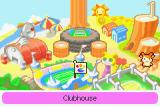 Hamtaro: Ham-Ham Games Game Boy Advance 12 The Rainbow Land map