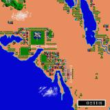 Railroad Empire Sharp X68000 Start of the game