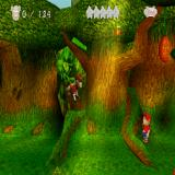 "Adiboo & Paziral's Secret PlayStation Level: ""The Forest and its Temple""."