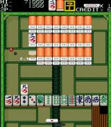 Mahjong Block Jongbou Arcade Level 3.