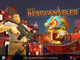 The Respawnables iPad Title screen