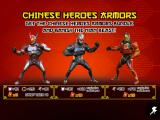 The Respawnables iPad An ad for the Chinese Heroes Armor bundle.