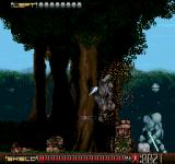 Genocide 2: Master of the Dark Communion DOS Fun in the forest