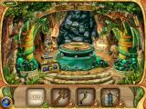 4 Elements iPad You start each overall chapter with a hidden object scene.