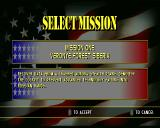 Spec Ops: Stealth Patrol PlayStation Mission One introduction.
