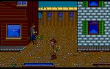 Billy the Kid Amiga Suspicious person on the street