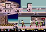 Rolling Thunder 2 Genesis Fighting more than ten enemies at once is not uncommon.