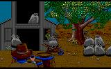 Billy the Kid Amiga Duel on the farm