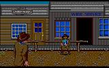 Billy the Kid Amiga Duel on the street