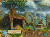 4 Elements II iPad A hidden object game. Collect all the parts for the four items at the bottom.