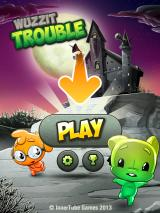Wuzzit Trouble iPad Title screen