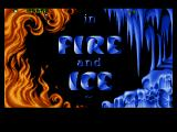 Fire & Ice Amiga Title screen 2
