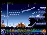 Fire & Ice Amiga World 1 Map