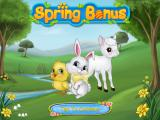 Spring Bonus iPad Loading screen