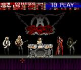 Revolution X SNES Aerosmith in Concert