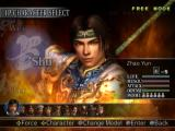 Dynasty Warriors 4 PlayStation 2 All Shu characters