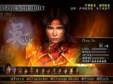 Dynasty Warriors 4 PlayStation 2 All Wu characters