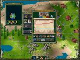 The Settlers II: Veni, Vidi, Vici (Demo Version) DOS There are two AI opponents on the demo map.