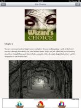 Wizard's Choice: Volume 1 iPad You are walking through some goblin-infested woods