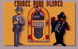 The Blues Brothers: Jukebox Adventure DOS Choose your character