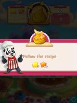 Cookie Jam iPad This is the recipe for level 2