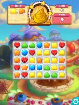 Cookie Jam iPad Level 2