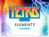 Tetris Elements Windows Title screen