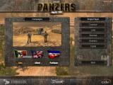Codename: Panzers - Phase Two Windows Campaign selection screen