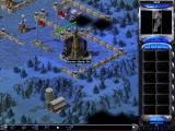 Command & Conquer: Red Alert 2 Windows Special Agent Tanya about to blow up the enemy nuclear silo