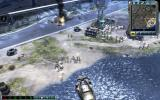 Command & Conquer 3: Tiberium Wars Windows Beach landing