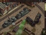 Commandos: Beyond the Call of Duty Windows Sneaking past the armored train