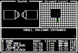 Dark Designs II: Closing the Gate Apple II Start of play