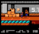 Double Dragon NES Abobo, the Giant Appears!
