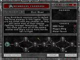 Heroes of Might and Magic II: The Succession Wars Windows Archibald's campaign tree