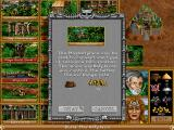 Heroes of Might and Magic II: The Succession Wars Windows Building a marketplace